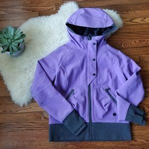 Lululemon Escapade Jacket / Parka Purple Size 12
